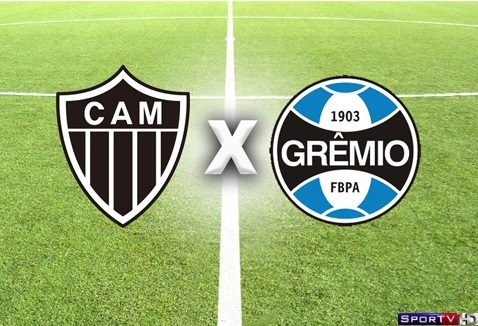Atlético-MG e Grêmio