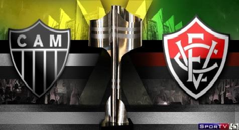 Atlético-MG e Vitória
