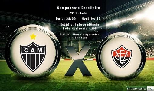 Atlético-MG x Vitória