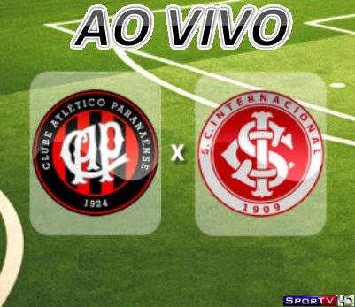Atlético-PR e Internacional