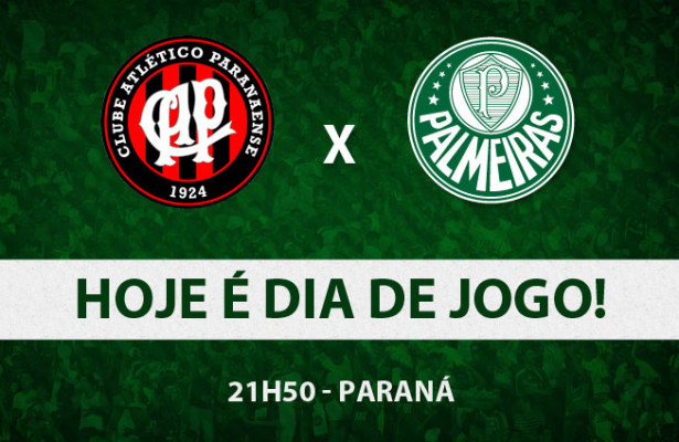 Atlético-PR e Palmeiras