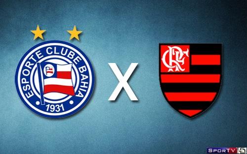 Bahia e Flamengo