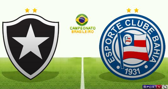 Botafogo e Bahia