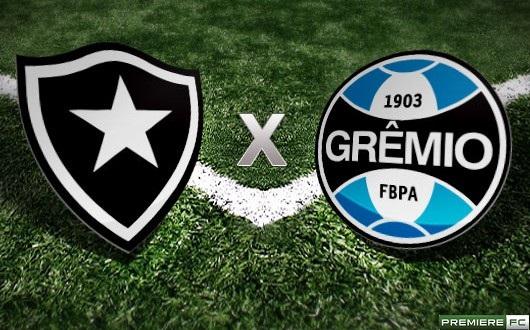 Botafogo e Grêmio