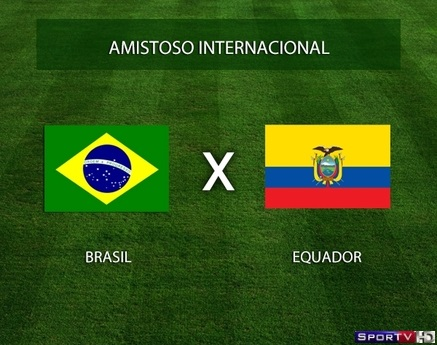 Brasil e Equador