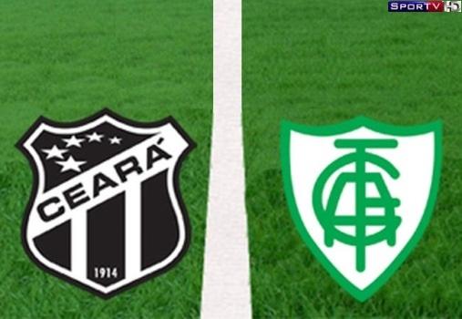 Ceará e América-MG