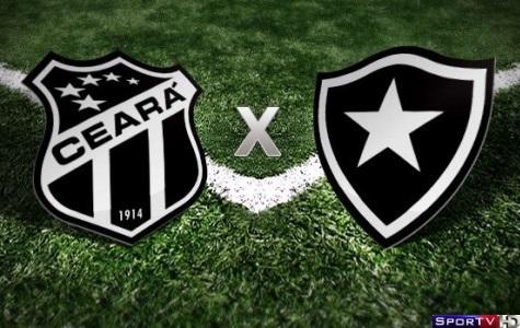 Ceará e Botafogo