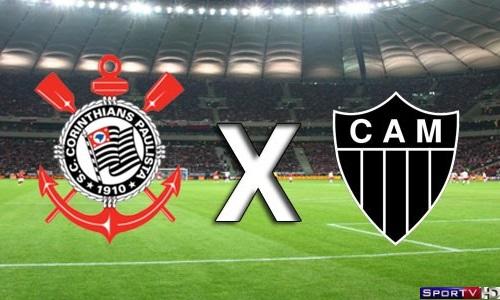 Corinthians e Atlético-MG