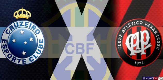 Cruzeiro e Atlético-PR