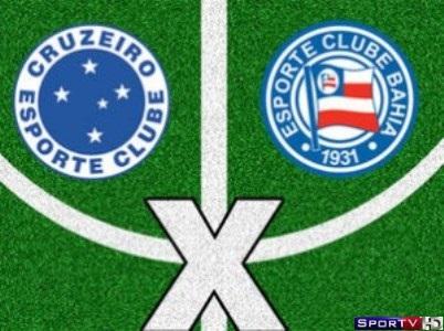 Cruzeiro e Bahia