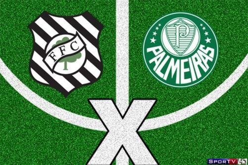 Figueirense x Palmeiras
