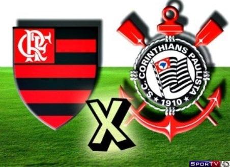 Flamengo e Corinthians