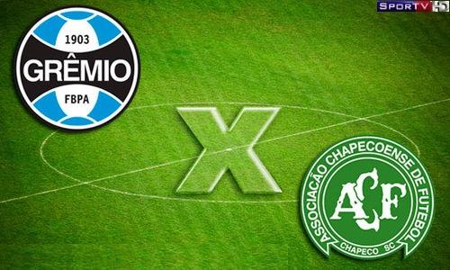 Grêmio e Chapecoense