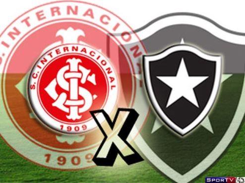 Internacional e Botafogo
