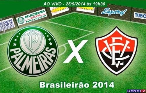 Palmeiras e Vitória