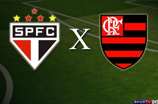 São_Paulo e Flamengo