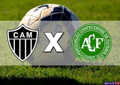 Atlético-MG e Chapecoense