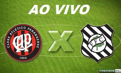 Atlético-PR e Figueirense