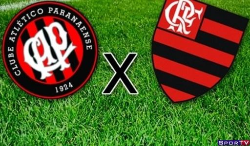 Atlético-PR e Flamengo