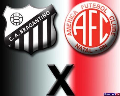 Bragantino e América-RN