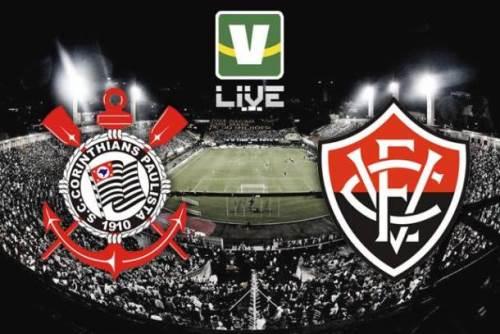 Corinthians e Vitória