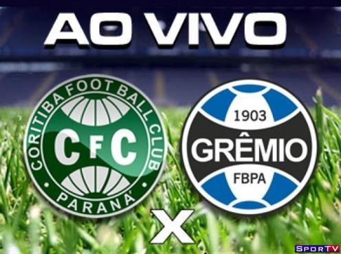 Coritiba e Grêmio