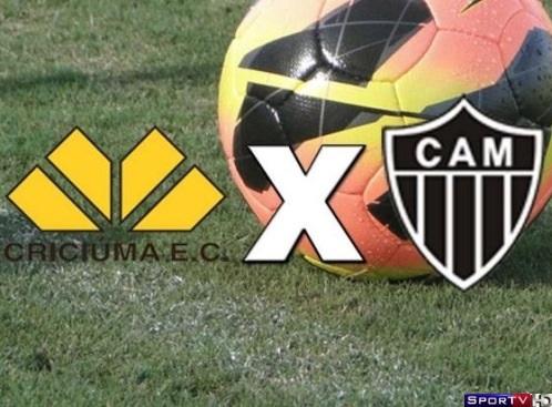 Criciúma x Atlético-MG