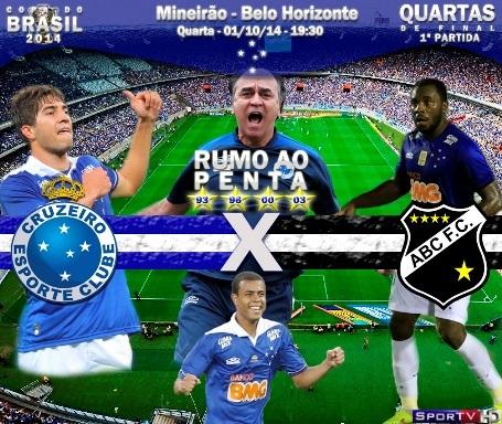 Cruzeiro e ABC