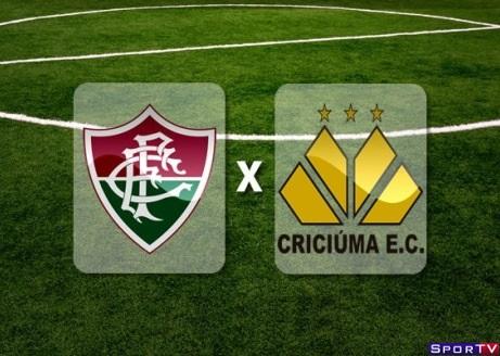 Fluminense e Criciúma
