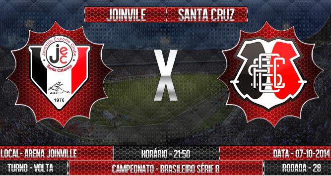 Joinville e Santa Cruz