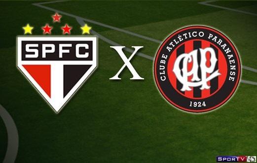 São Paulo e Atlético-PR