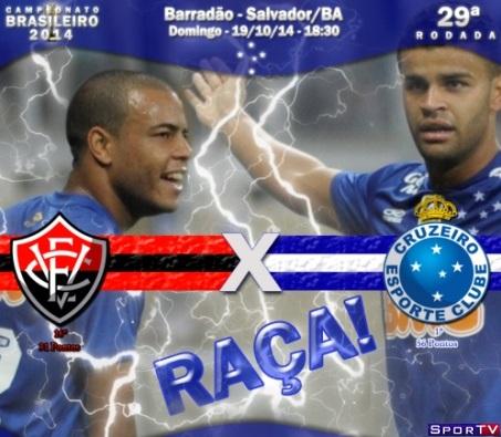 Vitória-x-Cruzeiro