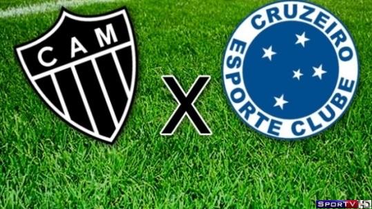 Atlético-MG e Cruzeiro