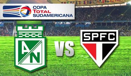 Atlético Nacional e São Paulo