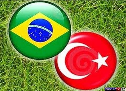 Brasil e Turquia