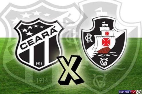 Ceará e Vasco