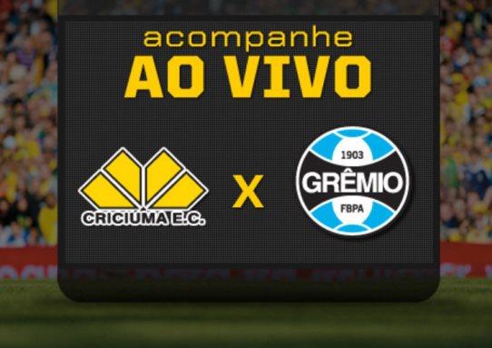 Criciúma e Grêmio