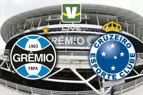 Grêmio e Cruzeiro