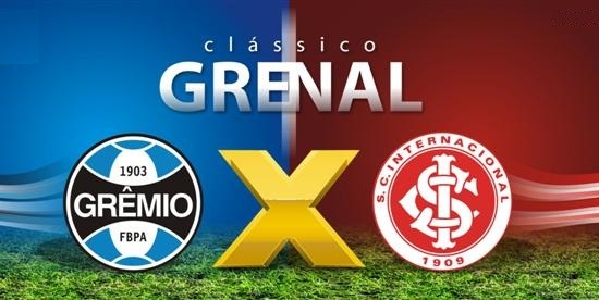 Grêmio e Internacional