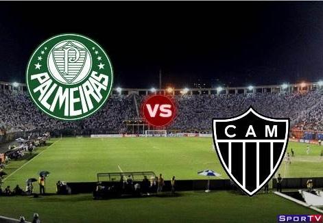 Palmeiras e Atlético-MG