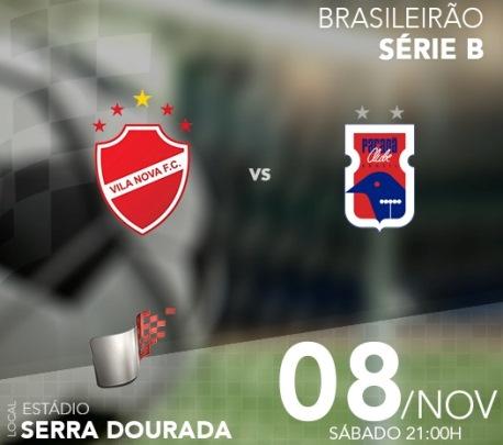 Vila Nova e Paraná
