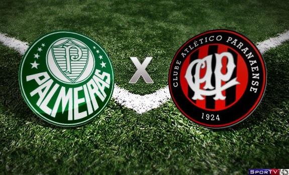 Palmeiras e Atlético-PR