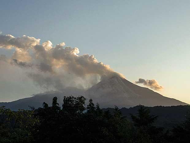 Vulcão colima