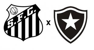 Santos x Botafogo