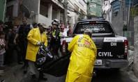 Criança é encontrada morta perto de UPP na Rocinha - perícia