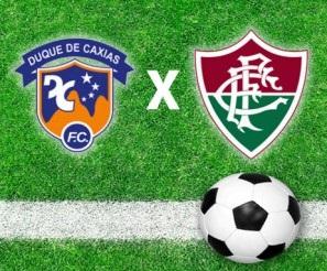 Duque-de-Caxias-x-Fluminense