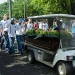 Enterro Torcida Jovem - GERO-FUTURA PRESS
