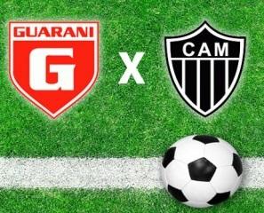 Guarani-MG-x-Atlético-MG