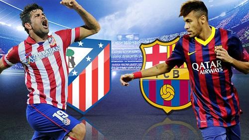barcelona e atletico de madrid