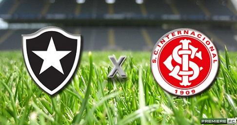 Botafogo-x-Internacional